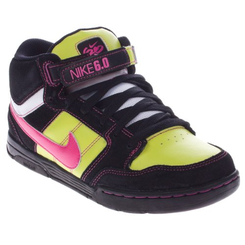 Damen Sneaker Nike 6.0 Air Mogan Mid Women black/spirit pink 6.5