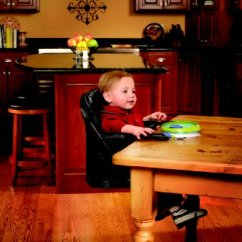 Portable Baby High Chair Hook On Best Folding Chairs | Clip Attaches To Table