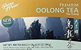 Prince of Peace Oolong Tea - 100 Tea Bags net wt. 6.35oz (180g) by Prince Of Peace