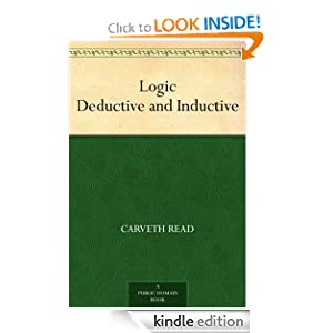 Logic Deductive and Inductive Carveth Read