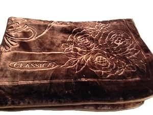Amazoncom Solaron Classic Chocolate Brown Korean Thick