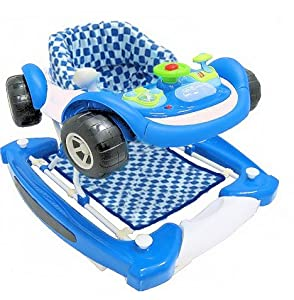 4Baby Coupe Car Baby Walker / Rocker