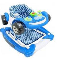 4Baby Coupe Car Baby Walker / Rocker