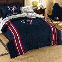 NFL Houston Texans Twin Bedding Set (2011-09-20) $79.99
