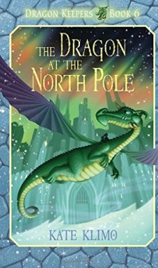 Dragon Keepers #6: The Dragon at the North Pole by Kate Klimo| wearewordnerds.com