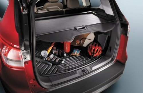 2017 ford escape cargo mat and trunk liner for cars suvs autos post. Black Bedroom Furniture Sets. Home Design Ideas