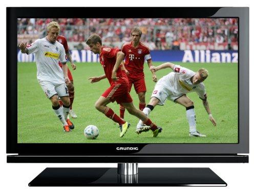Grundig 26 VLE 8100 BG 66 cm (26 Zoll) LED-Backlight-Fernseher, Energieeffizienzklasse B (HD-Ready, DVB-T/C/S2) schwarz