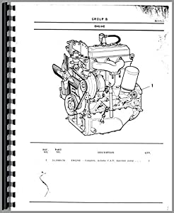 Amazon.com: Oliver 1265 Tractor Parts Manual: Patio, Lawn