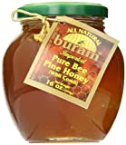 Ziyad Buram Honey with Comb, 16 Ounce