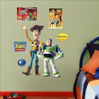 Funk'N Toy Story Wall Decals : Funk This House