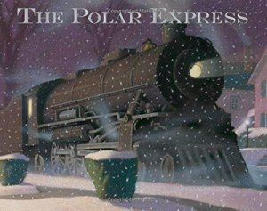 Polar Express 30th anniversary edition by Chris Van Allsburg | Featured Book of the Day | wearewordnerds.com