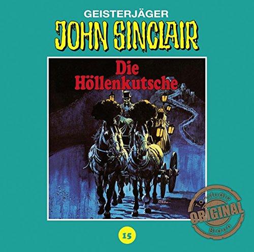 John Sinclair (15) Die Höllenkutsche (Teil 1/2) (Jason Dark) Tonstudio Braun / Lübbe Audio 2016