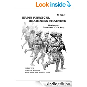 Army Training: Fm 7-22 Army Physical Readiness Training
