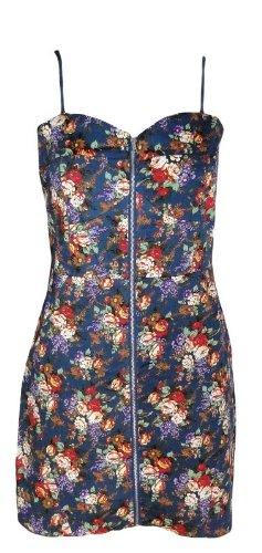 Corsagen Kleid mit Blumen Gr. L von SisterS point