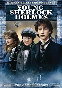 "Cover of ""Young Sherlock Holmes"""