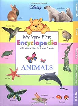 My Very First Encyclopedia with Winnie the Pooh and Friends: Animals (Disney Learning): Amazon.co.uk: Parke Godwin. T/K. Jackie Carter ...