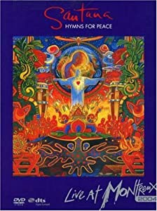 """Cover of """"Santana: Hymns For Peace - Live..."""