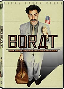 """Cover of """"Borat - Cultural Learnings of A..."""