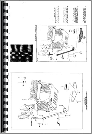 Amazon.com: Bobcat 843 Skid Steer Loader Service Manual
