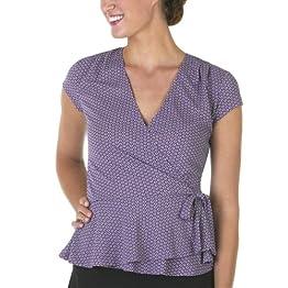 Target Isaac Mizrahi wrap shirt
