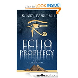 Echo Prophecy (Echo Trilogy)