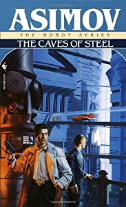 "Cover of ""Caves of Steel (Robot (Spectra ..."