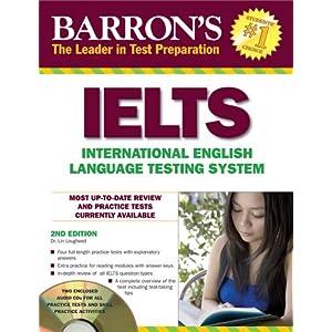 Barron's IELTS with Audio CDs: International English Language Testing System (Barron's Ielts: International English Language Testing System)