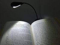 Reading Light, BEST Premium Extra-Bright 4 LED Wireless ...