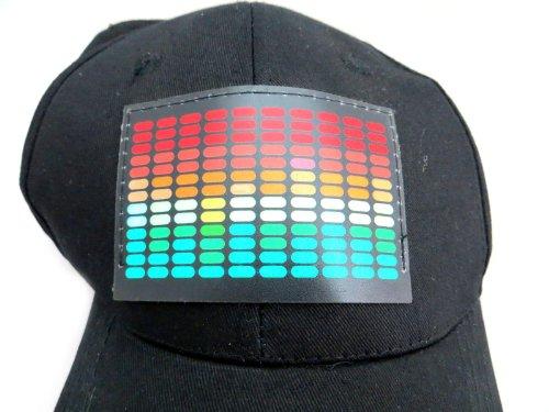 Dj Led Flashing Sound Activated Equalizer E Q Rave Light