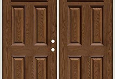 Front Entry Doors With Texas Star