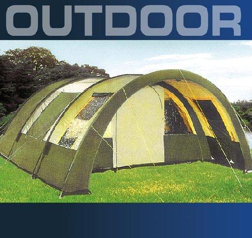 maxi 4 personen camping automatik schnellaufbau zelt. Black Bedroom Furniture Sets. Home Design Ideas