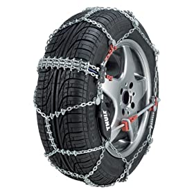 Size 265 Sold in Pairs Thule 16mm XB16 SUV//Truck Snow Chain