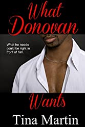 What Donovan Wants (The Accidental Series Book 4)