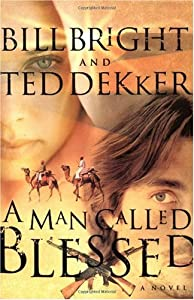 """Cover of """"A Man Called Blessed"""""""