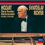 モーツァルト:ピアノ&ソナタ第4番&第8番&第15番