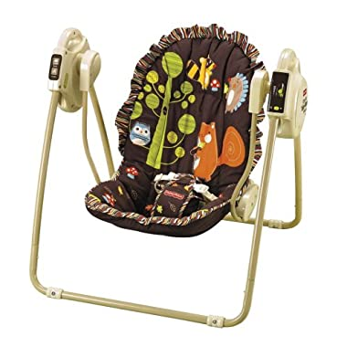 Product Image Fisher-Price Take Along Swing- Woodlands