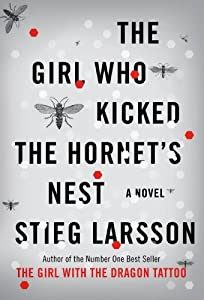 "Cover of ""The Girl Who Kicked the Hornet'..."