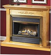 "Amazon.com - 33"" Rear Direct Vent Gas Fireplace 33 Inch ..."