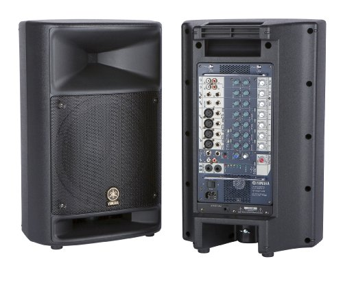 Yamaha Stagepas Portable Pa System Review