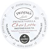 Twinings French Vanilla Chai Latte K-Cup, 12 Count