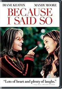 "Cover of ""Because I Said So (Full Screen ..."
