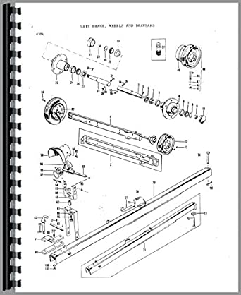 Massey Ferguson 12 Baler Parts Manual: Amazon.com