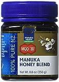 Manuka Health MGO 30+ Manuka Honey (5+), 250gm - 100% Pure New Zealand Honey