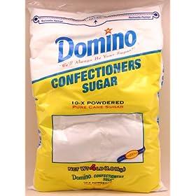 Domino Confectioners Sugar 10X Powdered Pure Cane Sugar4