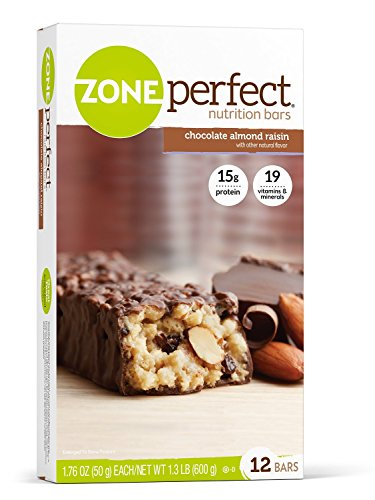 ZonePerfect Nutrition Bars (Packaging May Vary)