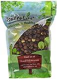 Food To Live ® Organic Hazelnuts / Filberts (Raw, No Shell) (2 Pounds)