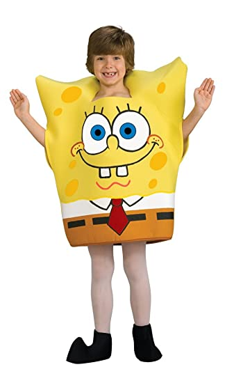 SpongeBob Squarepants Child's Costume, Toddler