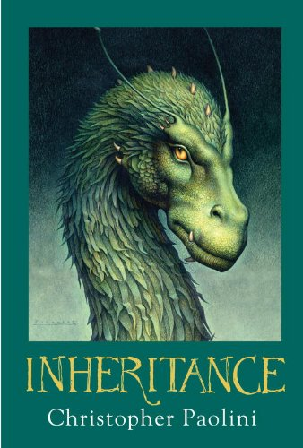Inheritence by Christopher Paolini