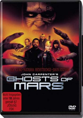 Ghosts of Mars - DVD; ca. 9 Euro
