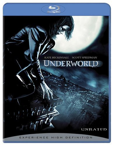 "Cover of ""Underworld (Unrated) [Blu-ray]&..."